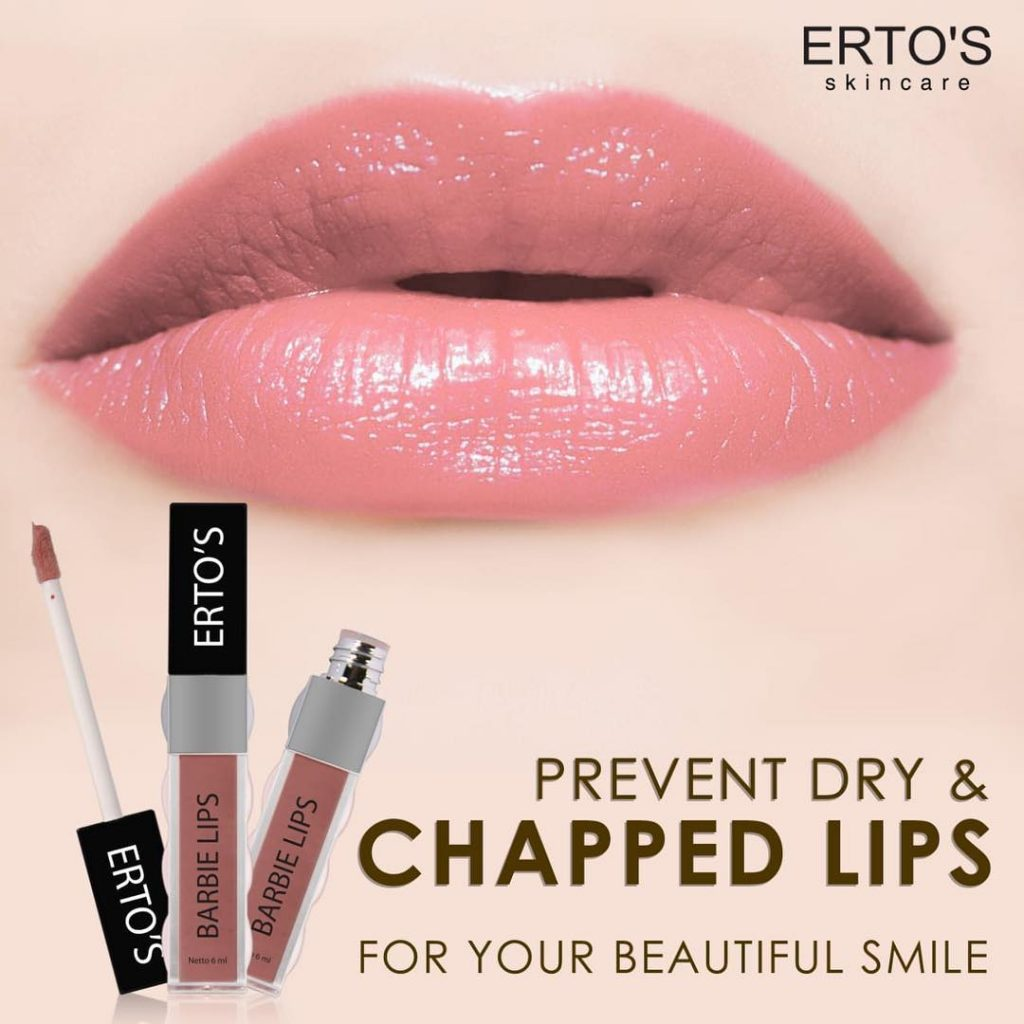Ertos Barbie Lips