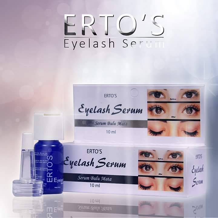 Ertos Eyelash Serum