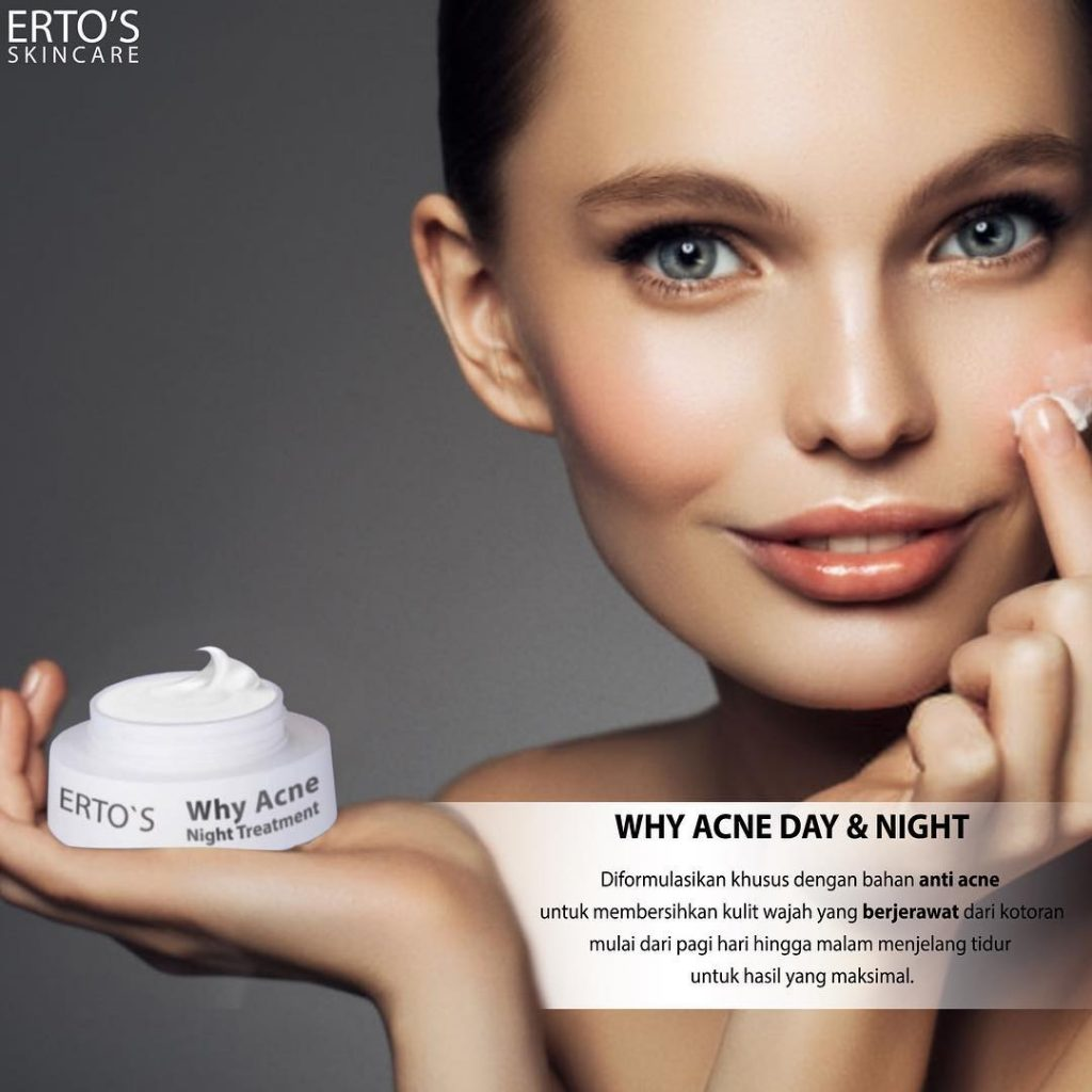 Ertos Why Acne Night