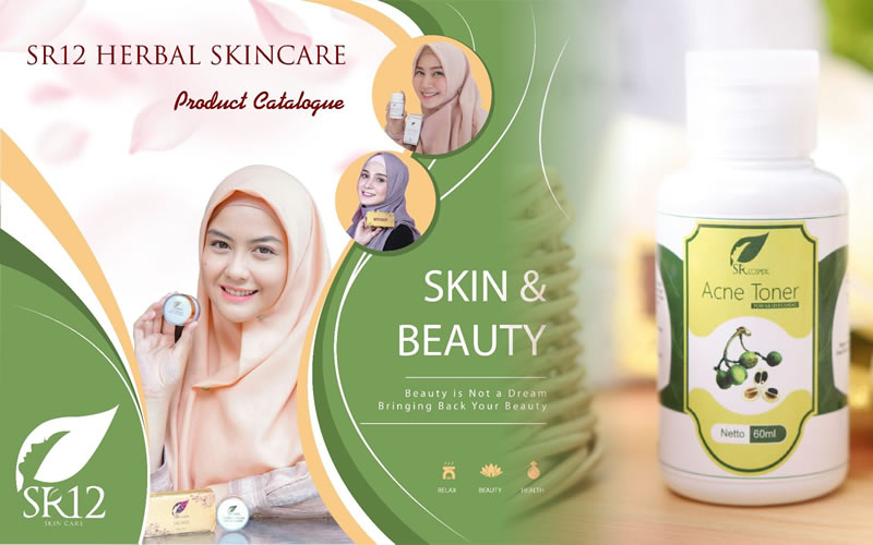 Sr12 Herbal Skincare