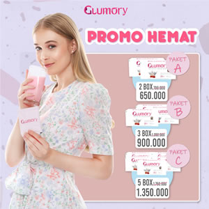 harga glumory beauty drink