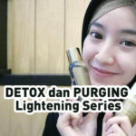 Proses Detox / Prugin Lightening B Erl Cosmetics